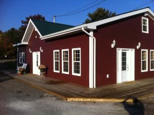 New Main Lodge